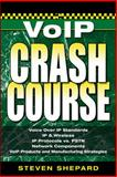 Voice over IP Crash Course, Shepard, Steven, 0072262419