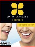 Living Language Hindi, Living Language Staff and Monisha Bhat, 0307972410