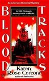 Blood Tracks, Karen R. Cercone, 0425162419
