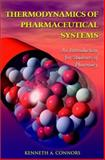 Thermodynamics of Pharmaceutical Systems 9780471202417