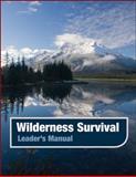 Wilderness Survival, Leader's Manual, Jossey-Bass Pfeiffer Staff, 0883902419