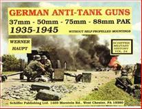 German Anti-Tank Guns, Werner Haupt, 0887402410