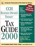CCH Business Owner's Toolkit Tax Guide, 1999, Small Office, 0808002422