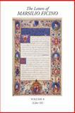Letters of Marsilio Ficino, , 0856832421