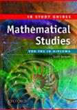 Mathematical Studies for the IB Diploma, Scott Genzer, 019915242X
