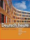 Deutsch Heute Worktext, Moeller, Jack and Huth, Thorsten, 1111832420