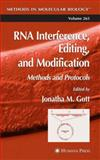 RNA Interference, Editing, and Modification : Methods and Protocols, , 1588292428