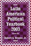 Latin American Political Yearbook 2003 9780765802422