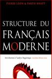 Structure du Francais Moderne, Bhatt, Parth and Leon, Pierre, 155130242X