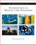 Introduction to Matlab 7 for Engineers, Palm, William J., III, 0072922427