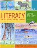 Literacy : Helping Students Construct Meaning, Cooper, J. David and Robinson, Michael D., 1285432428