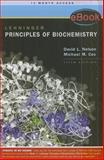 Lehninger Principles of Biochemistry, Cox and Nelson, David L., 142921242X