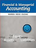 Financial and Managerial Accounting, Warren, Carl S. and Reeve, James M., 1133952429