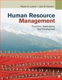 Human Resource Management : Functions, Applications, Skill Development, Hendon, John R. and Lussier, Robert N., 1412992427
