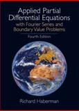 Applied Partial Differential Equations, Haberman, Richard, 0130652431