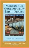 Modern and Contemporary Irish Drama, Harrington, John P., 0393932435