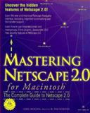 Navigating Netscape for the Mac, Holden, Greg, 1568302436