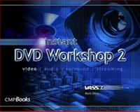Instant DVD Workshop 2, Dileo, Mark, 1578202434