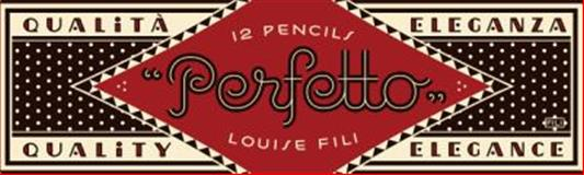 Perfetto Pencils, Louise Filli, 1616892439