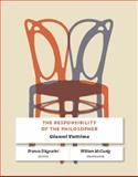 The Responsibility of the Philosopher, Vattimo, Gianni, 0231152434