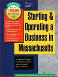 Starting and Operating a Business in Massachusetts, Michael D. Jenkins and Ernst and Young Staff, 1555712436