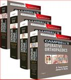 Campbell's Operative Orthopaedics : 4-Volume Set (Expert Consult Premium Edition - Enhanced Online Features and Print), Canale, S. Terry and Beaty, James H., 0323072437