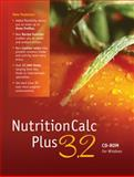 NutritionCalc Plus 3. 2 CD-ROM 9780077312435