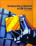 Introduction to Robotics in CIM Systems, Rehg, James A., 0130602434