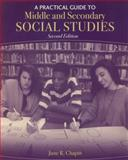 Middle and Secondary Social Studies, Chapin, June, 0205492436