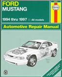Ford Mustang, 1994-1997, Haynes Publications Staff, 1563922436