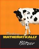 Thinking Mathematically, Robert F. Blitzer, 0131432435