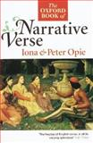 The Oxford Book of Narrative Verse, , 0192822438