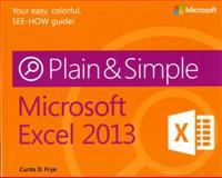 Microsoft Excel 2013, Ferry, Daniel and Frye, Curtis D., 0735672431