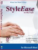 StyleEase for MLA Style for MacOS/Word 2011 (DVD Case), StyleEase Software, 0983542430