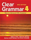 Clear Grammar 4, Keith S. Folse and Barbara Smith-Palinkas, 0472032445