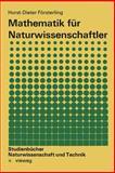 Mathematik Für Naturwissenglishschaftler, Försterling, Horst-Dieter, 3528192445