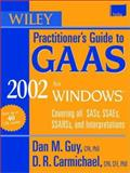 Wiley Practitioner's Guide to Gaas 2002 Cd Rom : Covering Sass, Ssaes, Ssarss and Interpretations, Guy, 0471412449