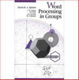 Word Processing in Groups, Epstein, David B. and Camon, G. W., 0867202440
