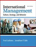 International Management : Culture, Strategy and Behavior, Luthans and Doh, 0077862449