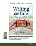 Writing for Life : Paragraphs and Essays, Henry, D. J. and Kindersly, Dorling, 0321842448