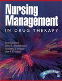 Nursing Management in Drug Therapy, Cleveland, Leah and Yensen, Jack A. P., 0397552440