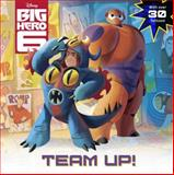 Big Hero 6 Pictureback with Tattoos (Disney Big Hero 6), RH Disney, 0736432442
