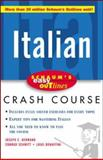 Italian Crash Course, McGraw-Hill Staff and Luigi Bonaffini, 0071422447
