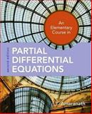 An Elementary Course in Partial Differential Equations, Amaranath, T., 076376244X