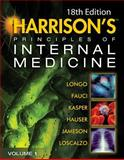 Harrison's Principles of Internal Medicine, Fauci, Anthony S. and Harrison, Tinsley Randolph, 0071632441