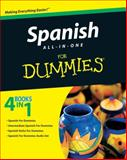 Spanish All-In-One for Dummies, Consumer Dummies Staff, 0470462442