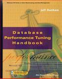 Database Performance Tuning Handbook, Dunham, Jeff, 0070182442