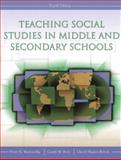 Teaching Social Studies in Middle and Secondary Schools, Martorella, Peter H. and Beal, Candy, 0131172441