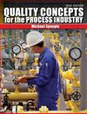 Quality Concepts for the Process Industry, Speegle, Michael, 1435482441