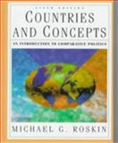 Countries and Concepts, Roskin, Michael G., 0136252451